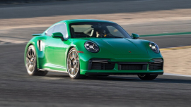 2021 Porsche 911 Turbo S First Test: Sets the World on Fire