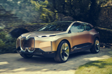 2021 BMW Vision iNext Electric