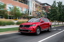 2021 Kia Sorento Is Compelling in Hybrid Form