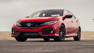 Honda Civic Si Long-Term