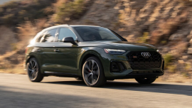 "2021 Audi SQ5 First Test Review: ""S"" Is for ""Sporty"" and ""Suave"""