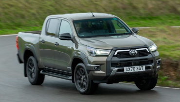 New Toyota Hilux 2020 review