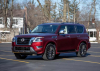 2021 Nissan Armada Review: Incremental Improvements