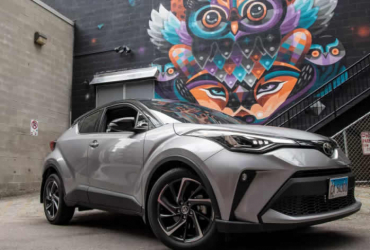 2020 Toyota C-HR Review: Fun Over Function