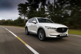 Sales of refreshed Mazda CX-5 started in Europe