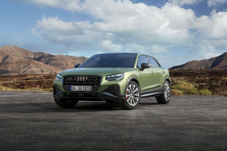 The Audi SQ2 2021 is coming