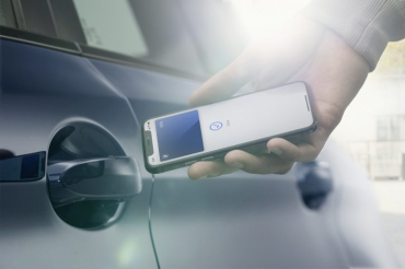 Smartphones will soon replace car keys