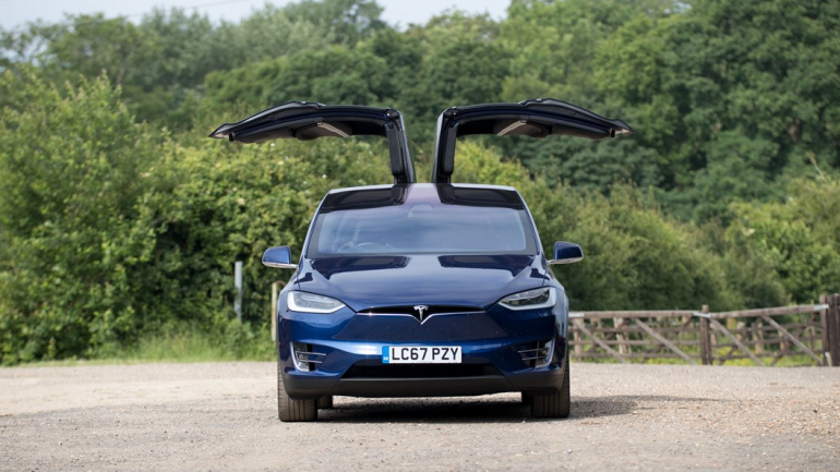 Tesla Model X review: clean, clinical, conspicuous
