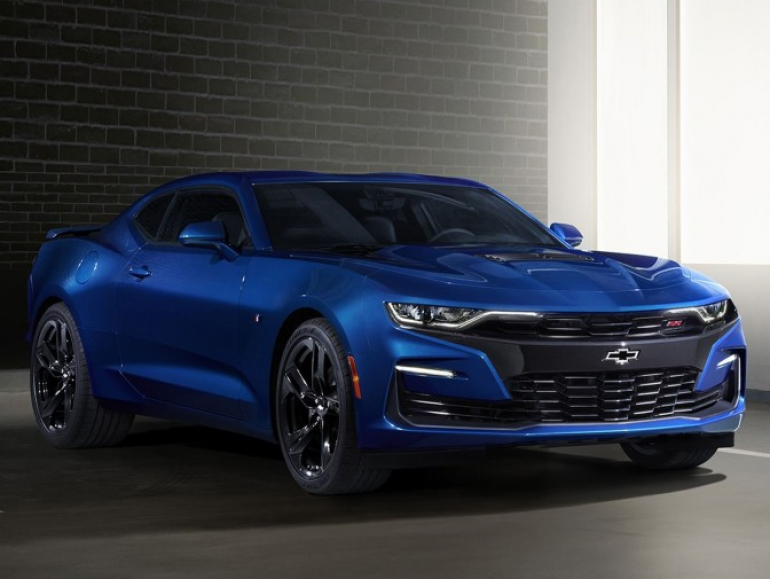 You'll never guess what the Chevrolet Camaro is having trouble with