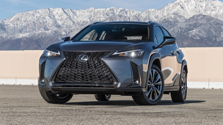2021 Lexus UX200 F Sport First Test: Experience or Appliance?