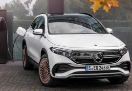 Mercedes-Benz EQA review