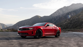 2021 Chevrolet Camaro Turbo 1LE First Test: Its Own Thing