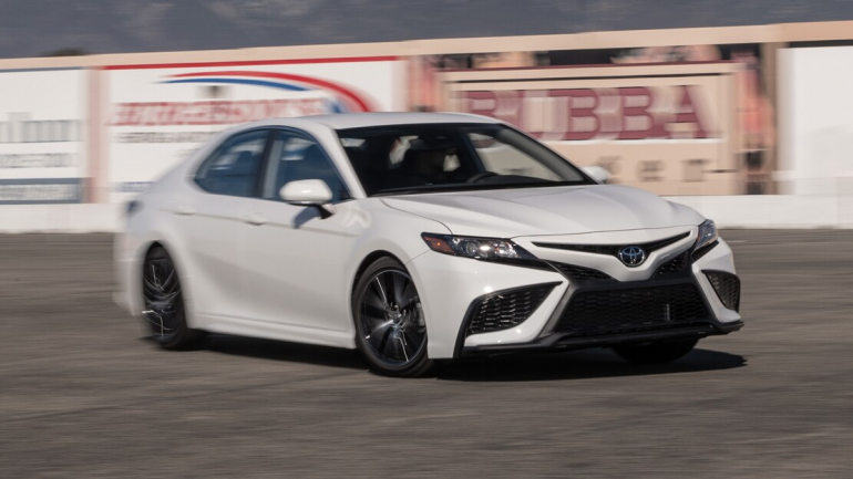 2021 Toyota Camry SE First Test: Is Good Enough Good Enough?