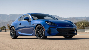 2022 Subaru BRZ First Ride: Shotgun in the New Sports Car!