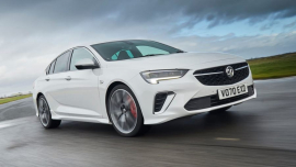 Vauxhall Insignia hatchback review