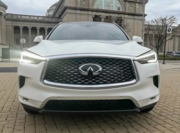 2021 Infiniti QX50 Review: Pretty, Flawed