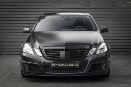 Mercedes-Benz E-Class Wild E V12 Engine From Brabus