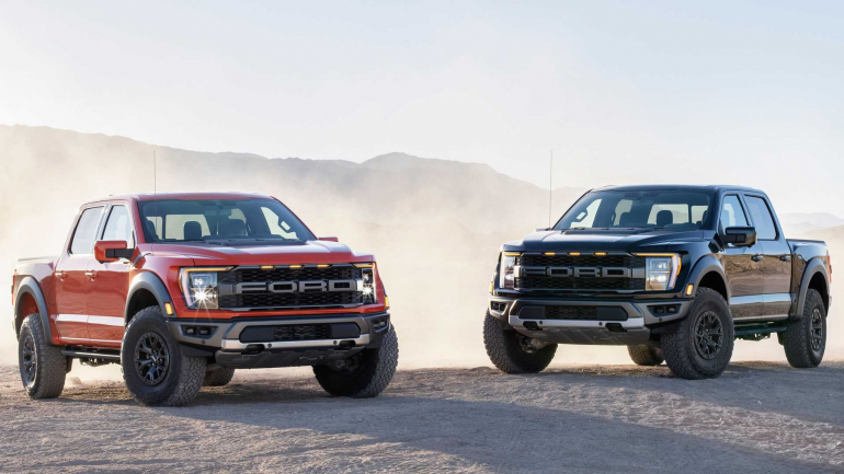 The Empire Strikes Back - Ford is the new model F-150 Raptor