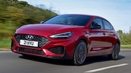 New Hyundai i30 Fastback N Line 2020 review
