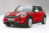 The hatch and convertible Mini have been restyled again