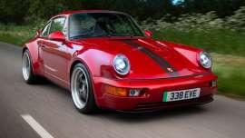 Everrati Porsche 911 (964) Signature review: retro electric 911 tested