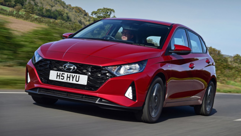 Hyundai i20 hatchback review