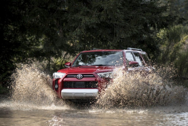 New Toyota 4Runner Coming in 2023?