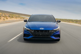 2021 Hyundai Elantra N Line Balances Performance and Value