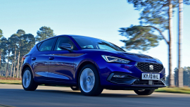 New SEAT Leon e-Hybrid 2020 review