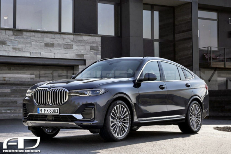 2022 BMW X8 concept, engine, price