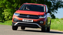 New Volkswagen T-Cross Black Edition 2021 review