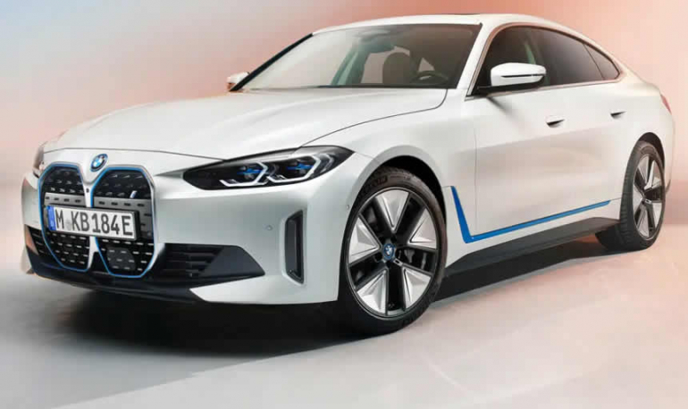 BMW i4 Gran Coupe Preview