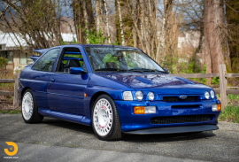 Ford Escort Cosworth from the Wheeler Dealer series is for sale
