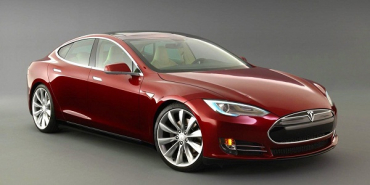 2023 Tesla Model S with new battery