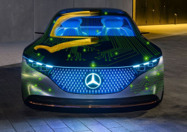 Starting in 2024, Full Mercedes-Benz Lineup Will Have Autonomous Capabili