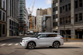Tested: 2022 Mitsubishi Outlander Goes from Punchline to Prime Time