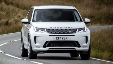 New Land Rover Discovery Sport PHEV 2020