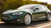 The unique Tesla Model S station wagon is still looking for its customer