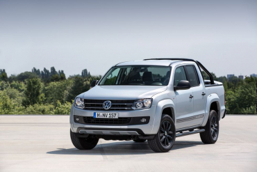 Volkswagen Amarok Still Impresses from Afar