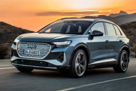 Audi Q4 E-Tron price and spec details