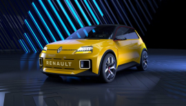 New Renault 5 will have flashing lights (VIDEO)