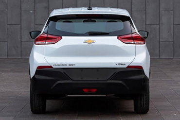 2020 Chevy Trax