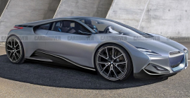 The Next 2024 BMW i8 M: Preview, Specs, and Prices