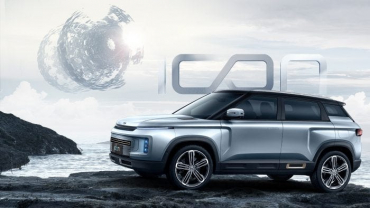 2020 Geely Icon virus-proof