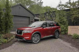 2022 Nissan Pathfinder Review: Outdoor Adventure Wagon Rebooted