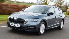 New Skoda Octavia e-TEC 2021 review