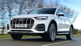 New Audi Q5 40 TDI 2021 review