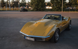 """And how come you don't want it?"" Chevrolet Corvette C3"