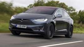 Tesla Model X SUV review