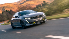 Peugeot 508 Sport Engineered (2021) review: the hybrid shapeshifter